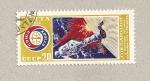 Sellos de Europa - Rusia -  Nave Soyuz