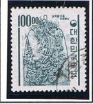 Sellos de Asia - Corea del sur -  Ilustrcion
