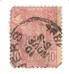 Stamps Europe - Belgium -  correo terrestre