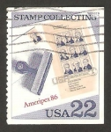 Stamps United States -  coleccionar sellos