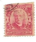 Stamps Brazil -  correo terrestre