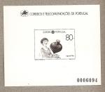 Stamps Portugal -  Juego Peonza numerado