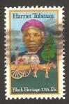 Sellos de America - Estados Unidos -  1188 - Harriet Tubman, luchador contra la esclavitud