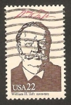 Sellos de America - Estados Unidos -  William H. Taft, Presidente