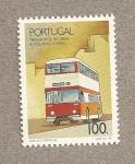 Sellos de Europa - Portugal -  Autobus urbano