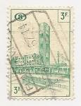 Stamps Belgium -  Ferrocarril Norte-Sur de Conexion en Bruselas