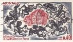 Sellos de Europa - Mónaco -  La Damnation de Faust