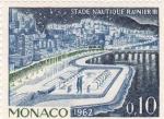 Sellos del Mundo : Europa : Mónaco : Estadio Raniero III