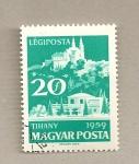 Sellos de Europa - Hungría -  Thany