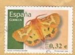 Stamps : Europe : Spain :  Mariposa