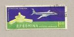 Sellos de Europa - Rumania -  Aeropuerto Internacional Baneasa