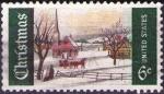 Sellos del Mundo : America : Estados_Unidos :  Navidad