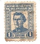 Stamps Uruguay -  correo terrestre