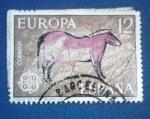 Stamps : Europe : Spain :  Europa CEPT- CUEVA DE TITO BUSTILLOS.-Ribadesella-Asturias. Ed:2260.