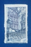 Stamps : Europe : Spain :  MONASTERIO DEL ESCORIAL.