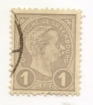 Stamps Luxembourg -  Grand Duke Adolf