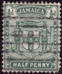 Sellos del Mundo : America : Jamaica : Escudo