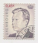 Stamps Luxembourg -  Drand Duke Henri