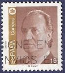 Stamps Spain -  Edifil 3379 Serie básica 3 Juan Carlos I 19 (2)