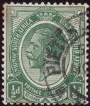 Stamps Africa - South Africa -  Jorge V