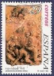 Stamps Spain -  Edifil 3335 Navidad 1994 29