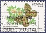 Sellos de Africa - España -  Edifil 3694 Parnassius apollo L. 35