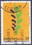 Stamps Spain -  Edifil 3263 Día mundial del medio ambiente 28