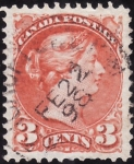 Stamps Canada -  victoria