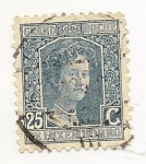 Stamps Luxembourg -  Grand Duchess Marie Adelaide