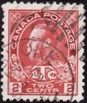 Stamps Canada -  Jorge V