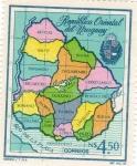 Sellos del Mundo : America : Uruguay :  Rep. Oriental del Uruguay