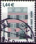 Sellos del Mundo : Europa : Alemania :  Beethoven. Haus Bonn