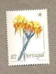 Stamps Portugal -  Linaria lamarcki