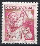 Sellos de Europa - Checoslovaquia -  Química.