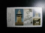 Stamps : America : Costa_Rica :  Jerusalen 300 años
