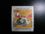 Stamps : America : Bolivia :  Consejos
