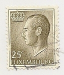 Stamps Luxembourg -  Grand Duke Jean