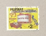 Stamps Philippines -  Años dorados