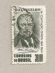 Stamps Brazil -  Evangelio de codificación