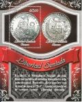 Sellos de America - Perú -  Libertad Sentada