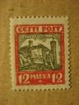 Sellos de Europa - Estonia -