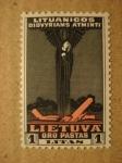 Sellos de Europa - Lituania -