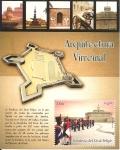 Sellos del Mundo : America : Perú : Arquitectura Virreinal   Fortaleza Real Felipe