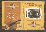 Stamps Peru -  100 Años de la Sociedad Filarmónica de Lima