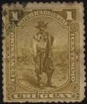 Stamps Uruguay -  Gaucho.