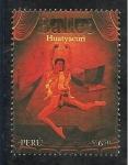 Stamps Peru -  Ballet y Teatro Peruano Huatyacuri