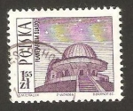 Stamps Poland -  planetarium
