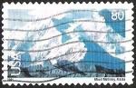 Sellos del Mundo : America : Estados_Unidos : MOUNT MCKINLEY - ALASCA