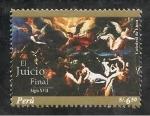 Sellos de America - Perú -  El Juicio Final