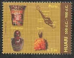 Sellos del Mundo : America : Perú : Culturas Peruanas - Huari